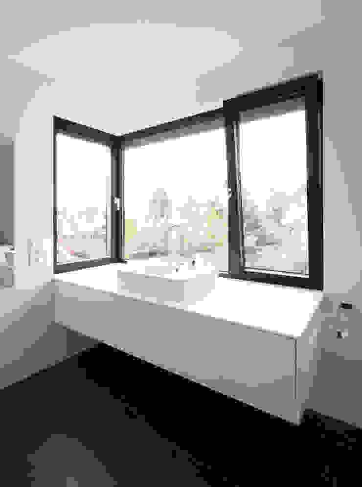Haus Strathmann Münster Moderne Badezimmer von Andreas Heupel Architekten BDA Modern