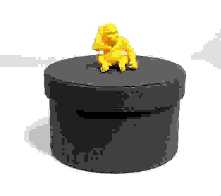 Pıneapple Inc. – Maymunlu Kutu:  tarz Ev İçi,