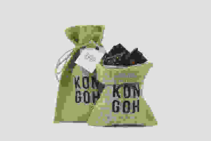 Pop Up Store Kongoh Espacios comerciales de estilo tropical de Egue y Seta Tropical