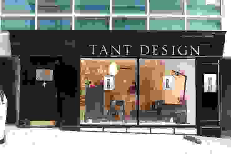 TANT DESIGN SHOWROOM: TANT DESIGN_땅뜨디자인의 클래식 ,클래식