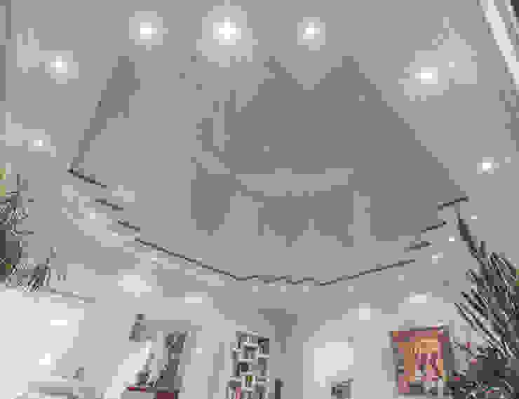 Spanndecke glänzend Klassische Wohnzimmer von Kunstwerkstätten Malerbetrieb Kelleter GmbH Klassisch