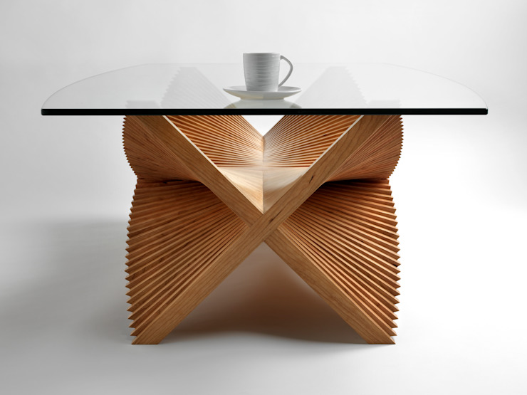 Beating Wings Coffee Table: modern  by David Tragen, Modern