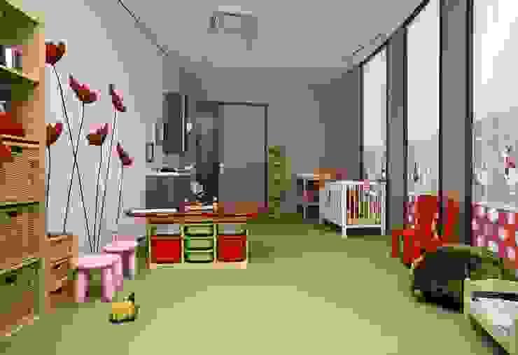 leisurecenter Rules for Health Moderne gezondheidscentra van Archivice Architektenburo Modern