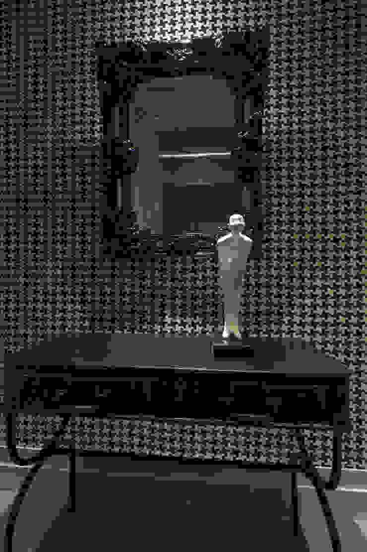 Pasillos, vestíbulos y escaleras modernos de GREISSE PANAZZOLO ARQUITETURA Moderno