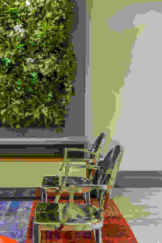 Livings modernos: Ideas, imágenes y decoración de GREISSE PANAZZOLO ARQUITETURA Moderno