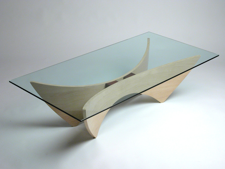 Pegasus Coffee Table: modern  by David Tragen, Modern