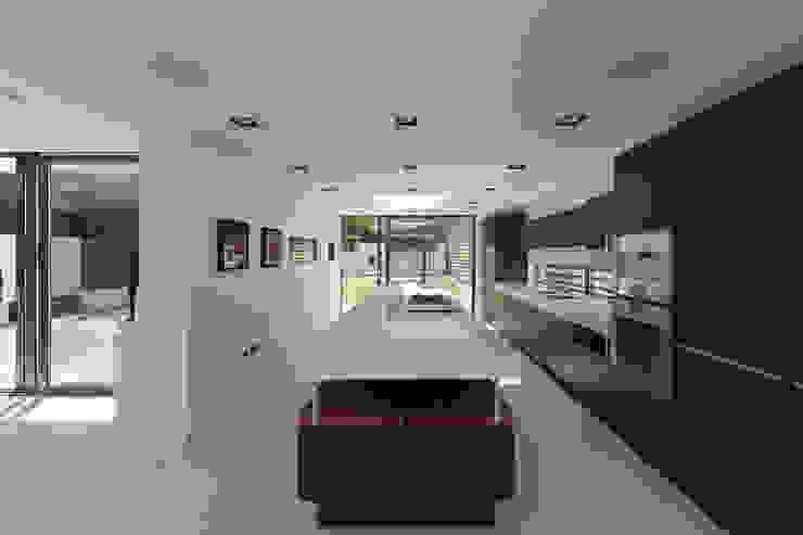 Greystones Nowoczesna kuchnia od Nicolas Tye Architects Nowoczesny