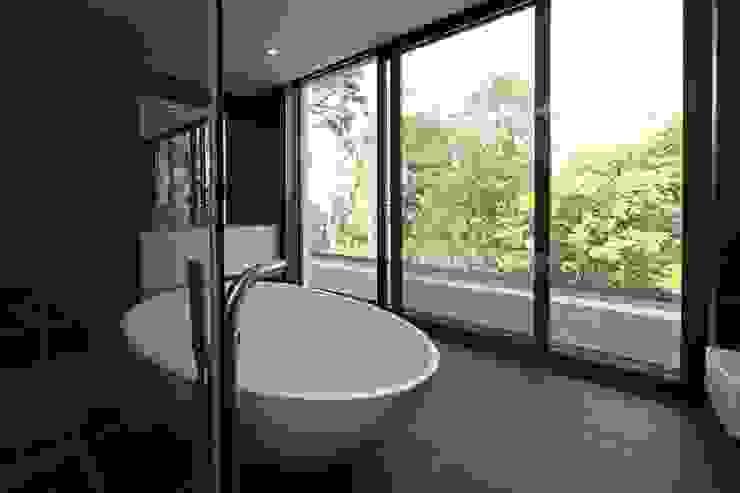 Greystones Nowoczesna łazienka od Nicolas Tye Architects Nowoczesny