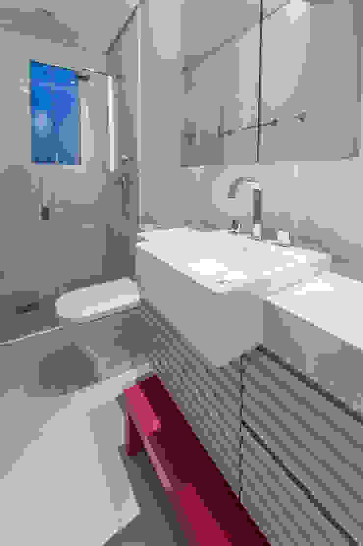 Baños modernos de GREISSE PANAZZOLO ARQUITETURA Moderno