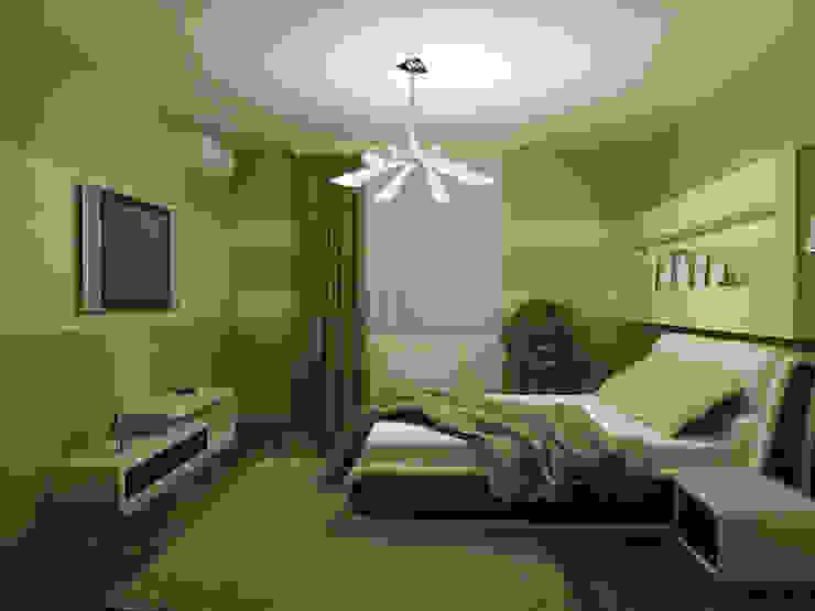 Дизайн квартиры Спальня в стиле модерн от Efimova Ekaterina Модерн