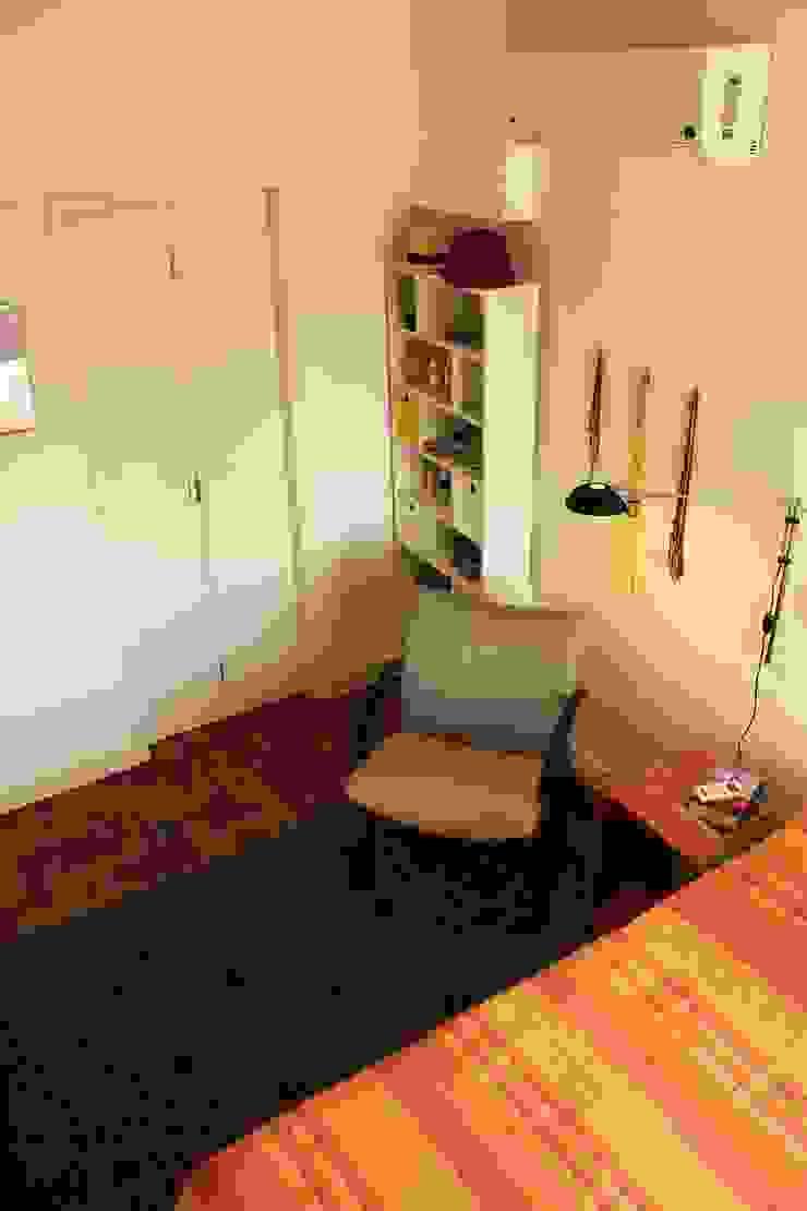Apartamento em Pinheiros Quartos modernos por Mínima arquitetura e urbanismo Moderno