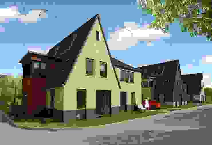 Gezinshuis De Glind van Archivice Architektenburo