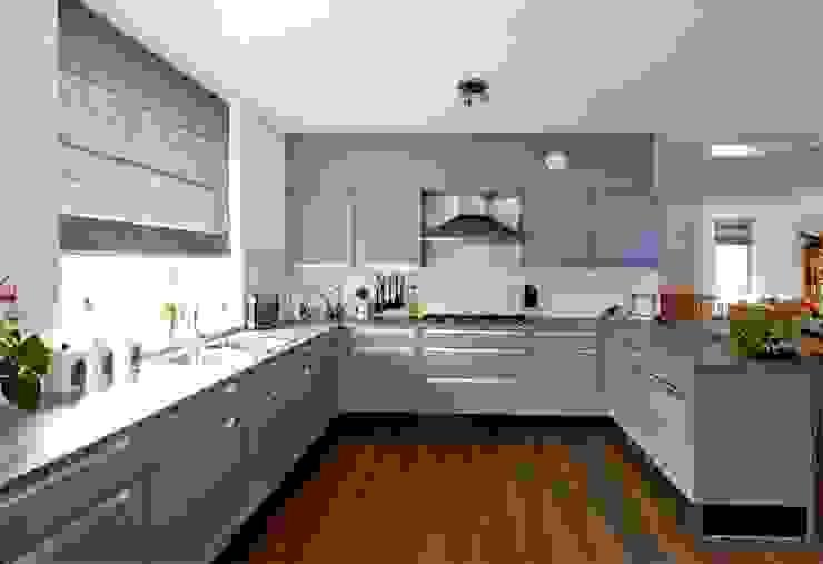 Gezinshuis De Glind Moderne keukens van Archivice Architektenburo Modern