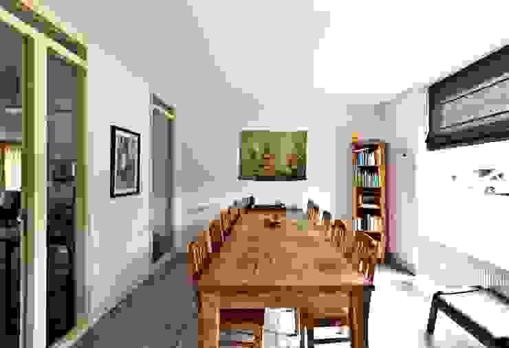 Wiejskie domowe biuro i gabinet od Archivice Architektenburo Wiejski