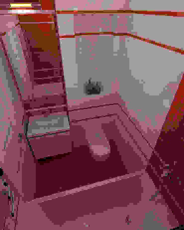 Дизайн квартиры 2 Ванная комната в стиле модерн от Efimova Ekaterina Модерн