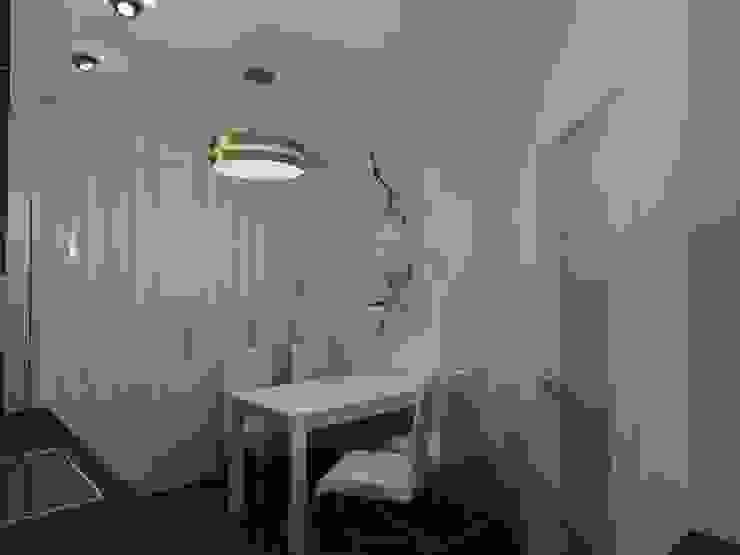 Дизайн квартиры 2 Кухня в стиле модерн от Efimova Ekaterina Модерн