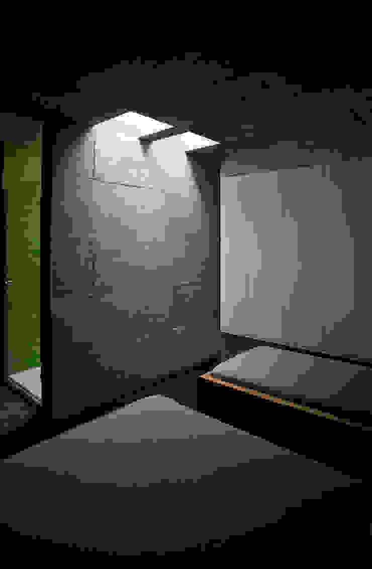 Minimalist bedroom by Phyd Arquitectura Minimalist