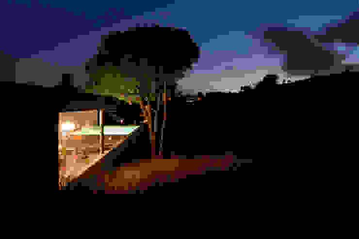 Casas minimalistas por Phyd Arquitectura Minimalista