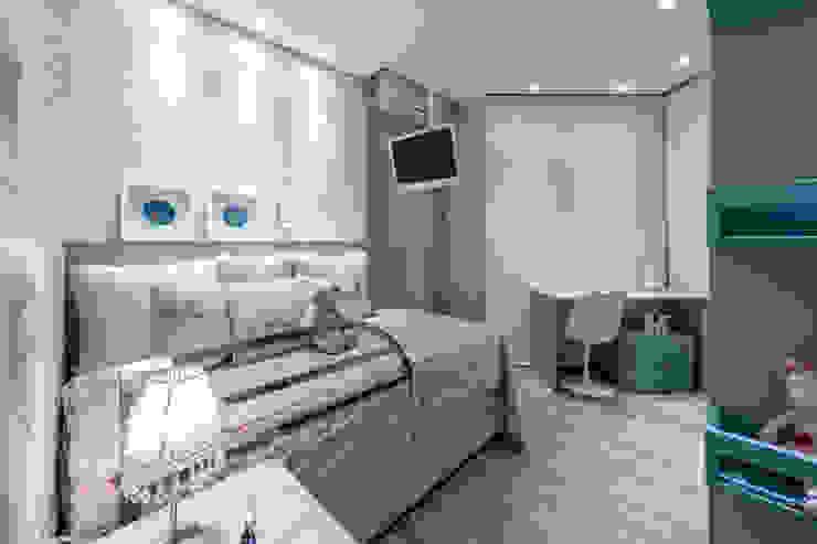 Modern nursery/kids room by GREISSE PANAZZOLO ARQUITETURA Modern