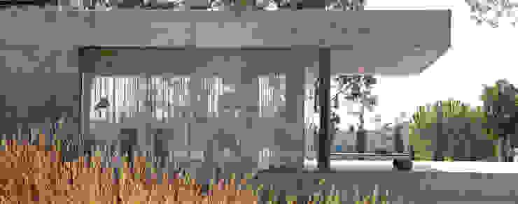 Case in stile minimalista di Phyd Arquitectura Minimalista