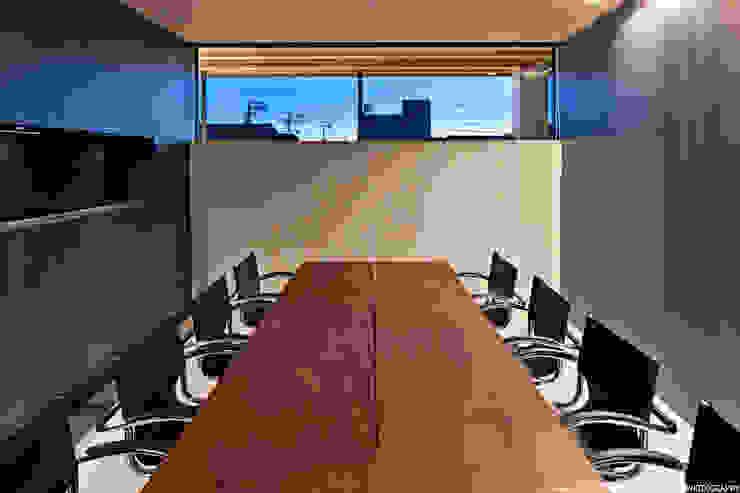 Modern style study/office by エスプレックス ESPREX Modern