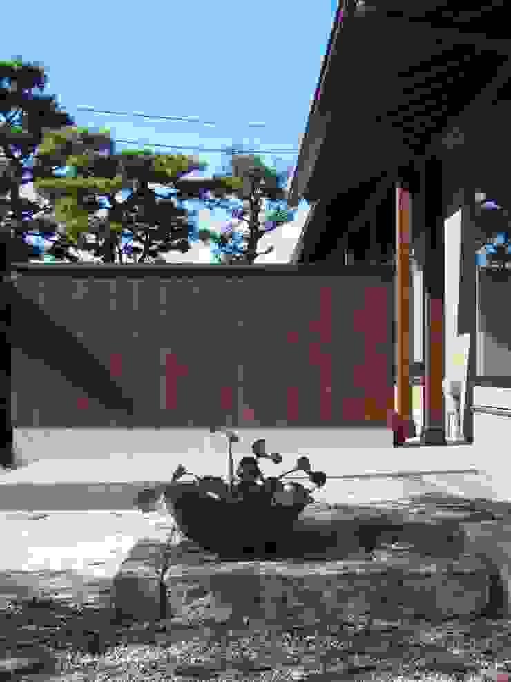 蚊帳のれんを潜る家/after の 山田高志建築設計事務所