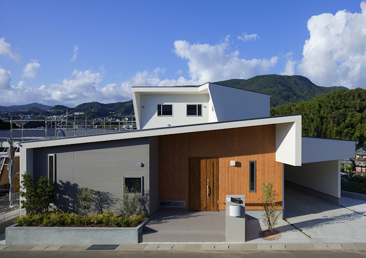 房子 by J.HOUSE ARCHITECT AND ASSOCIATES