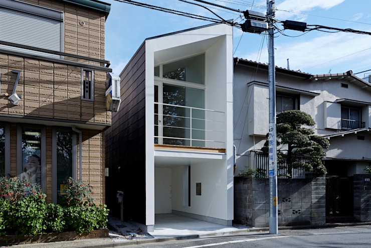 Park House Casas ecléticas por another APARTMENT LTD. / アナザーアパートメント Eclético