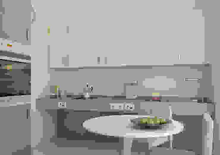 Cucina disabili Cucina moderna di 3BT Moderno