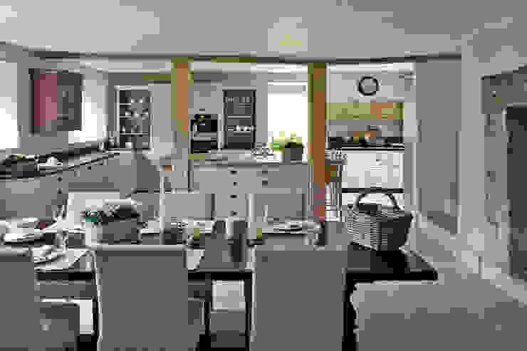 Ansty Manor, Kitchen Cocinas de estilo rural de BLA Architects Rural