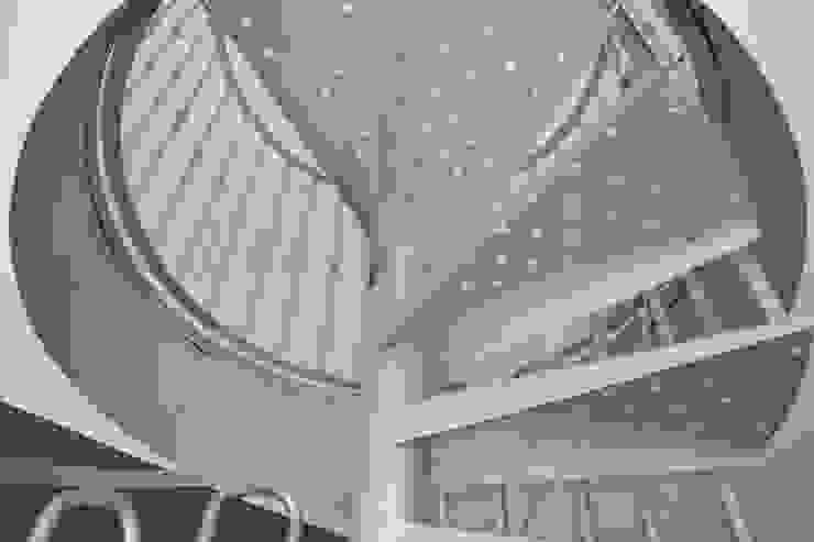 Salón Urbano de MIMESIS INTERIORISMO Moderno