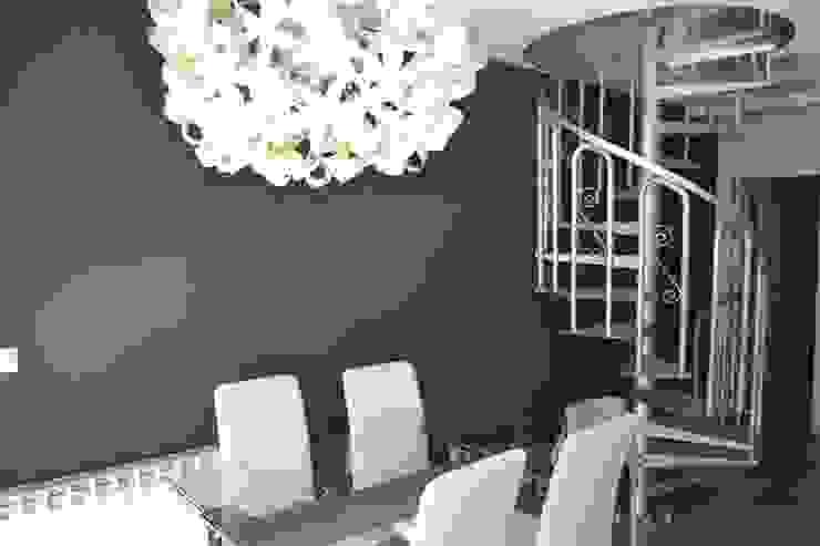 Salón Urbano Salones de estilo moderno de MIMESIS INTERIORISMO Moderno
