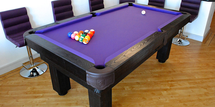 Rustic Pool Table: rustic  by Luxury Pool Tables Limited, Rustic