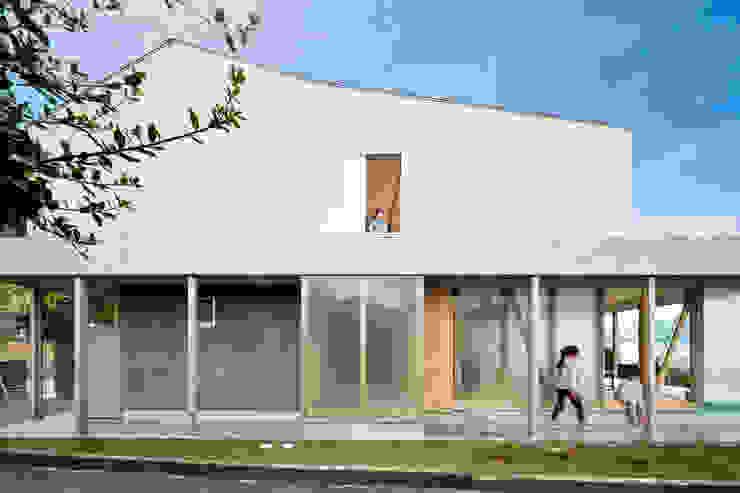 โดย 森下新宮建築設計事務所/MRSN ARCHITECTS OFFICE