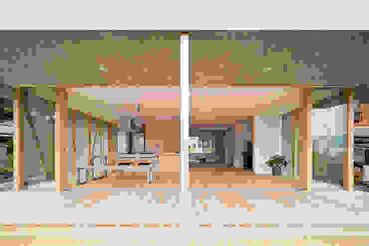 sky and light house: 森下新宮建築設計事務所/MRSN ARCHITECTS OFFICEが手掛けたです。,
