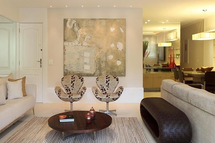Modern Living Room by Cadore Arquitetura Modern