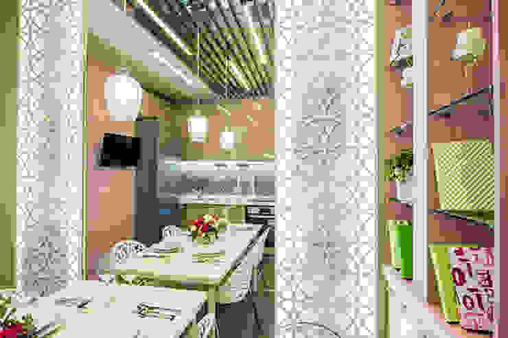 Кухня в стиле «Секса в большом городе» от Сделано со вкусом на ТНТ Классический
