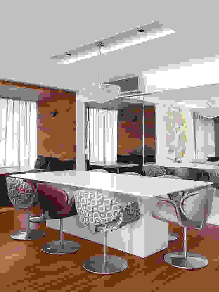 Salas de jantar modernas por Cadore Arquitetura Moderno
