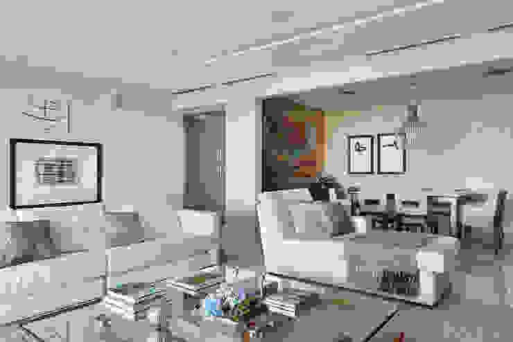 Salon moderne par Cadore Arquitetura Moderne