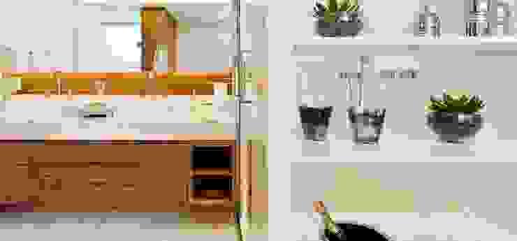 Campo Belo | Residenciais Banheiros clássicos por SESSO & DALANEZI Clássico