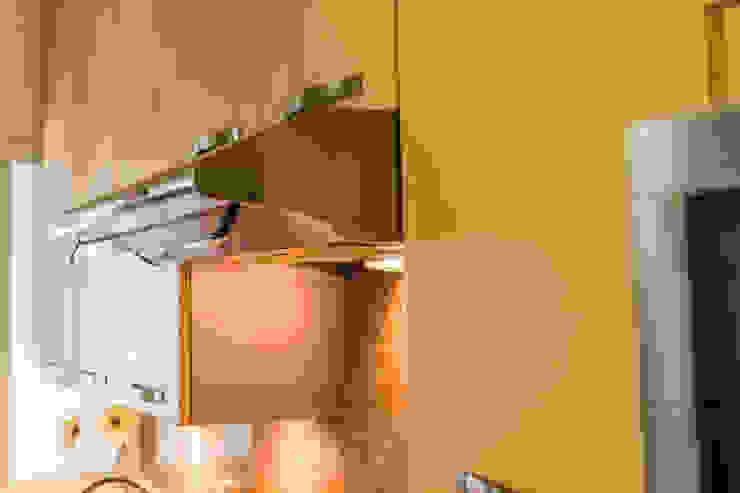 Cocina de diseño especial Cocinas modernas de Mikkael Kreis Architects Moderno