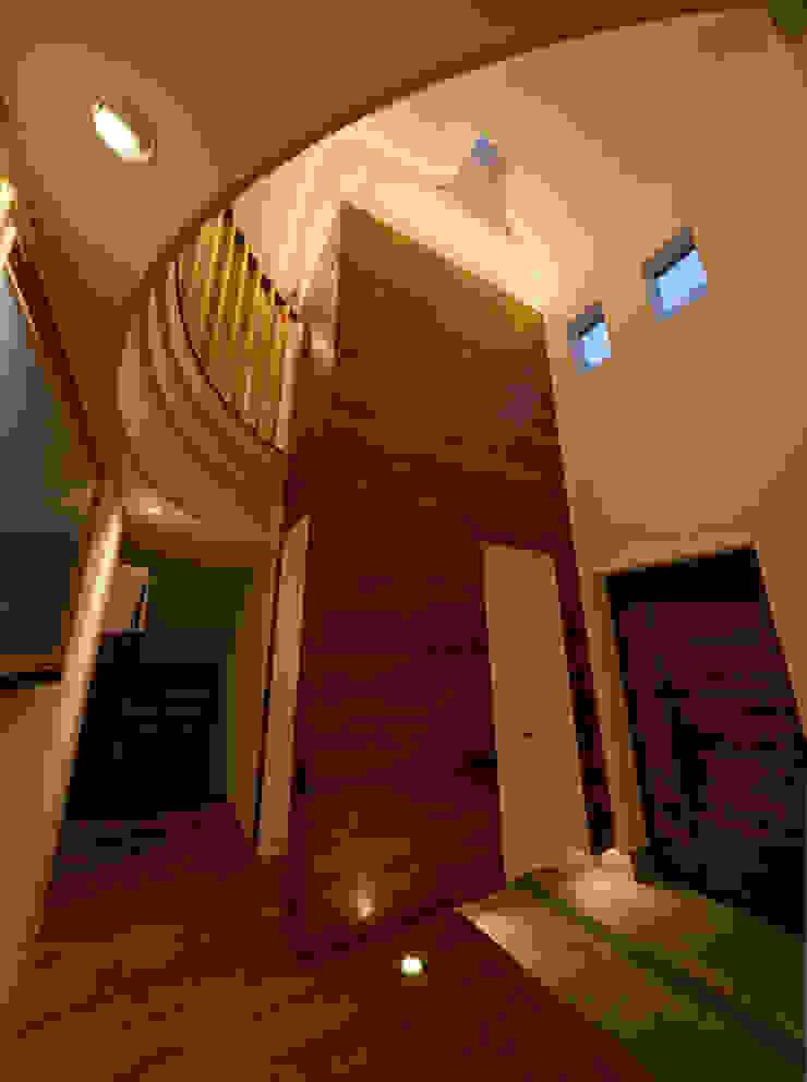 K9-house 「木と光の家」 モダンな 壁&床 の Architect Show Co.,Ltd モダン