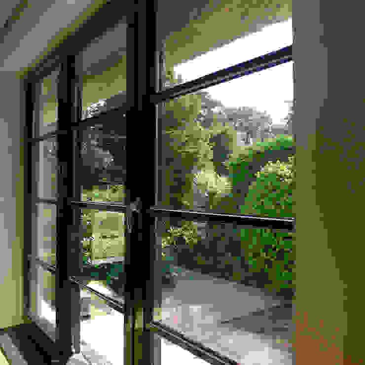 Relatie binnen-buiten Klassieke tuinen van Architectura Klassiek