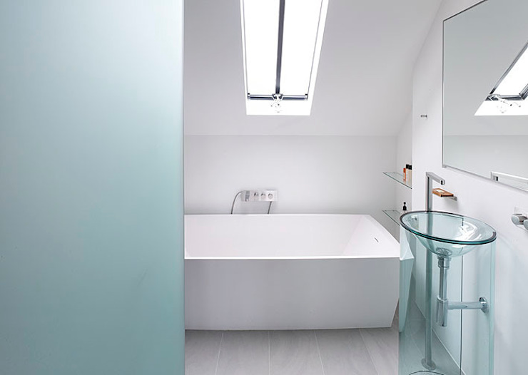 ​Sheen Lane, Bathroom Modern bathroom by BLA Architects Modern