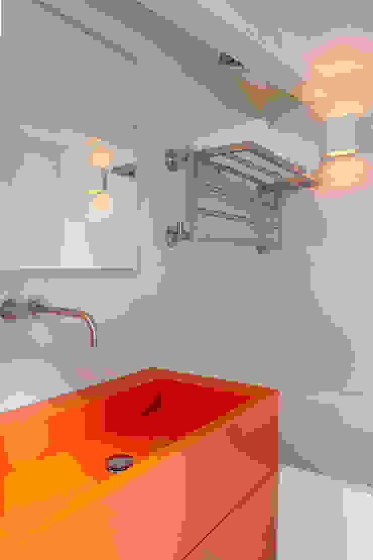 Project I Minimalistische badkamers van Proest Interior Minimalistisch