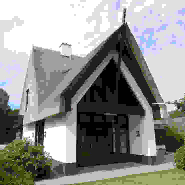 Voorgevel Moderne huizen van Architectura Modern