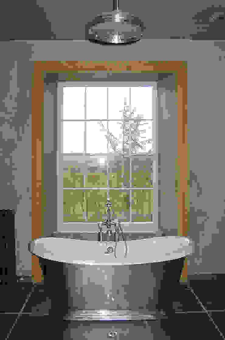 Churchill Heath Farm, Bathroom Baños de estilo rural de BLA Architects Rural