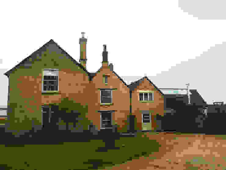 Churchill Heath Farm, Exterior Casas de estilo rural de BLA Architects Rural