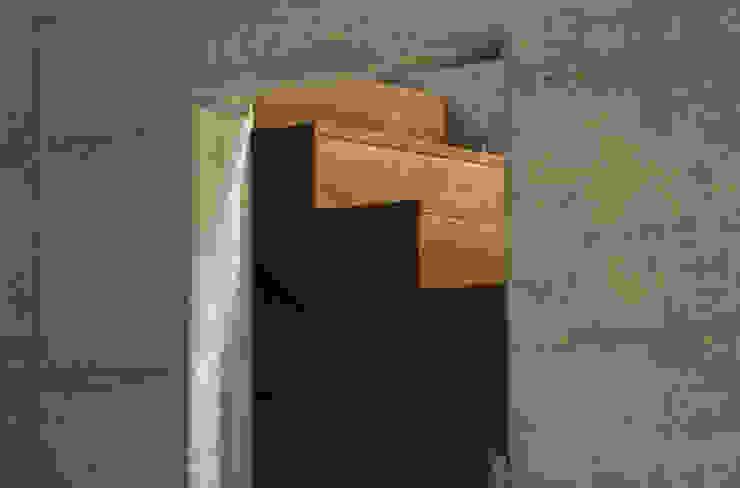 PRR Architetti - Stefano Rigoni Sara Pivetta Stefania Restelli Modern Corridor, Hallway and Staircase