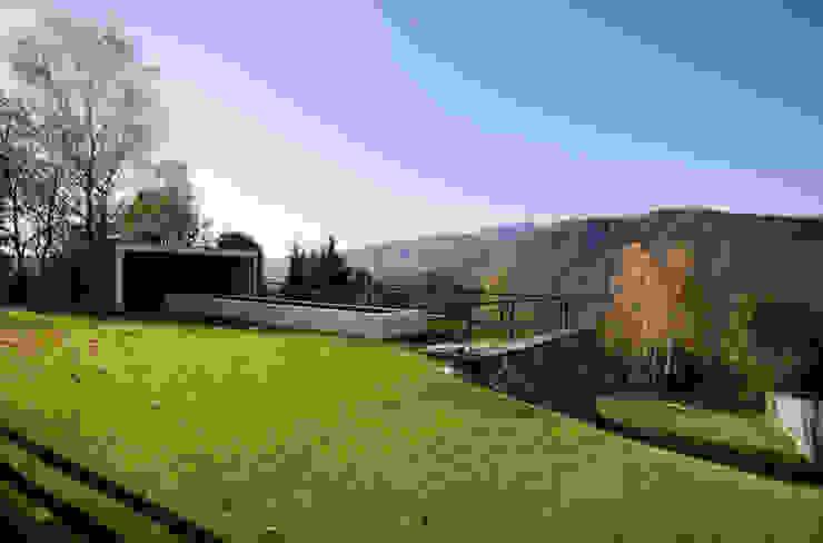 PRR Architetti - Stefano Rigoni Sara Pivetta Stefania Restelli Modern Houses